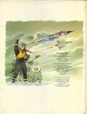Verso de Tanguy et Laverdure -5a1967- Mirage sur l'Orient