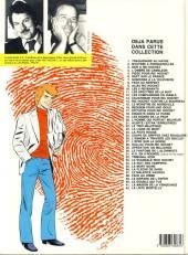 Verso de Ric Hochet -10c1986- Les 5 revenants