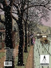 Verso de Victor Sackville -4a1993- Le loup des Ardennes