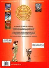Verso de 42 Agents Intergalactiques -1- Nitaar (Tessa 3.5)