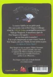 Verso de Petit vampire (3 histoires de) -2- Docteur Marguerite