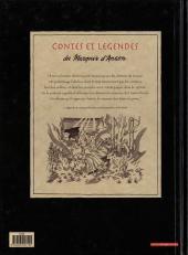 Verso de Le marquis d'Anaon -4- La bête