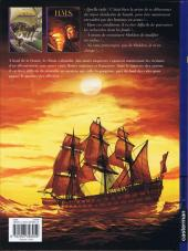 Verso de H.M.S. - His Majesty's Ship -2- Capturez la Danaë !