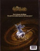 Verso de Wisher -1- Nigel