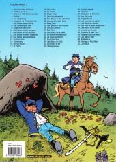 Verso de Les tuniques Bleues -50- La traque