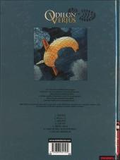 Verso de Odilon Verjus (Les exploits d') -7- Folies Zeppelin