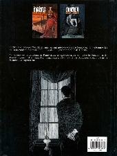 Verso de Sur les traces de Dracula -2- Bram Stoker