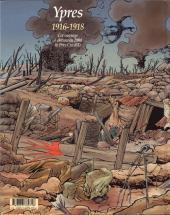 Verso de Ypres memories -1- Le cahier du Sergent Henry (Ypres 1916-1918)