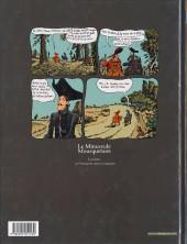 Verso de Le minuscule mousquetaire -1- L'académie des Beaux-Arts