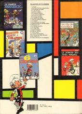 Verso de Les petits hommes -25- Petits hommes et mini-gagagags