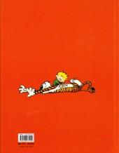 Verso de Calvin et Hobbes -INT04- Intégrale 4