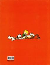 Verso de Calvin et Hobbes -INT03- Intégrale 3