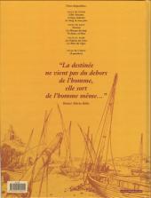 Verso de La croix de Cazenac -8- La Mort du Tigre