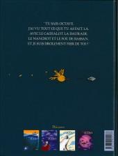 Verso de Octave (Chauvel/Alfred) -4- Octave et le fou de bassan