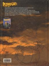 Verso de Pendragon -2- Traître