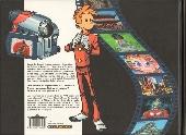 Verso de Spirou et Fantasio -49Z- Le guide de l'aventure à Tokyo