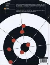 Verso de Sept balles pour Oxford -4- L'Héritière