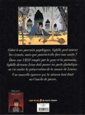 Verso de La malédiction de Zener -2- Le clan des embaumeurs
