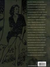Verso de Giuseppe Bergman (Humanoïdes Associés) -6- Rêver peut-être - La fleur mystérieuse