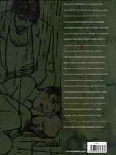 Verso de Giuseppe Bergman (Humanoïdes Associés) -5- Jour de colère - La vierge murée