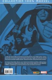 Verso de X-Men (100% Marvel) -0a- Les enfants de l'atome