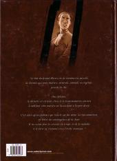 Verso de La rose et la Croix -2- Maître Dagélius