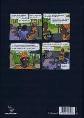 Verso de Aya de Yopougon -2- Volume 2