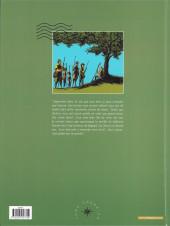 Verso de Les cinq Conteurs de Bagdad - Les Cinq Conteurs de Bagdad