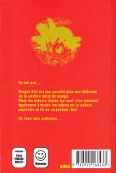 Verso de Dragon Fall -1- Le Commencement