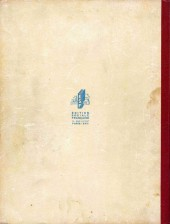 Verso de Trac et Boum -2- Trac et Boum voyagent