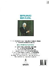 Verso de Bruno Brazil -2d1995- Commando Caïman