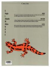 Verso de Les enfants de la Salamandre -INT- Les Enfants de la Salamandre - L'intégrale