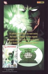 Verso de DC Universe (Hors série) -3- Le retour de Donna Troy