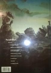 Verso de Pacush Blues -2c1993- Second souffle : Jefferson ou le mal de vivre