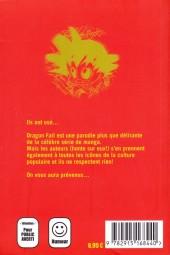 Verso de Dragon Fall -2- Soson et Végétal