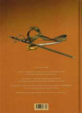 Verso de Le grand siècle -1- Alphonse