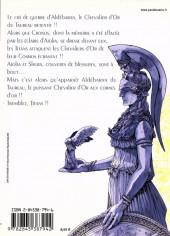 Verso de Saint Seiya Épisode G -9- Tome 9