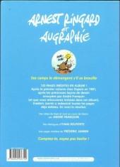 Verso de Arnest Ringard et Augraphie - Tome 2INT