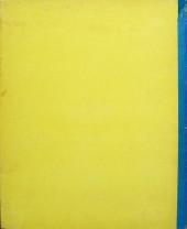 Verso de Monsieur Poche -4- M. Poche et le système D