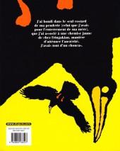 Verso de Le choucas -INT- L'Intégrale
