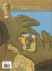 Verso de Dans les villages -6- Une fuite deux horizons