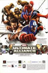 Verso de Marvel Icons (Marvel France - 2005) -19- Affronter une ombre
