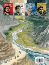 Verso de Rebelles -4- L'afghan - Massoud