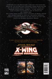 Verso de Star Wars - X-Wing Rogue Squadron (Delcourt) -2- Darklighter