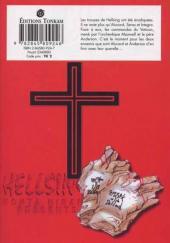 Verso de Hellsing -8- Tome 8