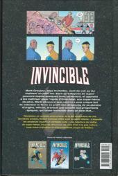 Verso de Invincible -3- La relève