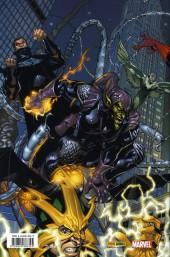 Verso de Spider-Man (Marvel Knights) - Le Dernier Combat