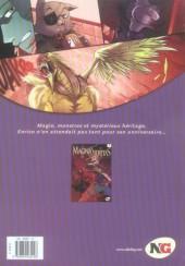 Verso de Magna veritas -1- Solstice d'hiver