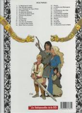 Verso de Thorgal -7Ind- L'enfant des étoiles