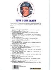 Verso de Buck Danny (Tout) -16- Embrouilles en temps de paix
